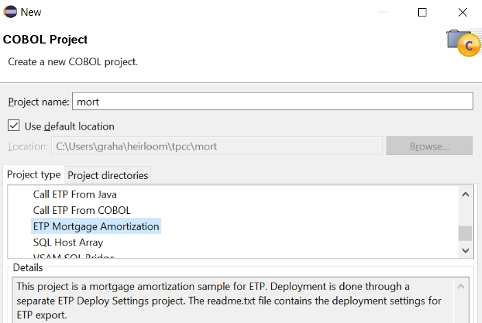 Move a CICS Application to Pivotal Cloud Foundry – Heirloom
